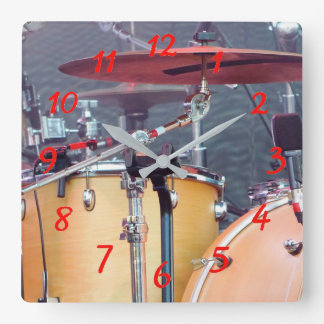 Drums Wallclocks