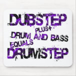 Drumstep Mouse Pads