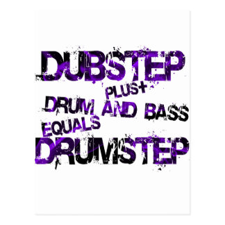 Drumstep Post Cards