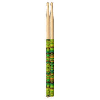 Drumsticks Mandala Psychedelic Visions