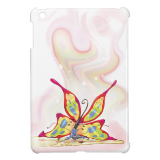 Drunk butterfly iPad mini case