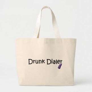 Drunk Dialer Jumbo Tote Bag