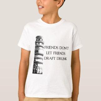 Drunk Drafting T-Shirt
