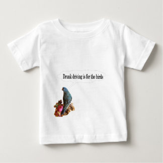 Drunk Driving Is For The Birds Tee Shirts