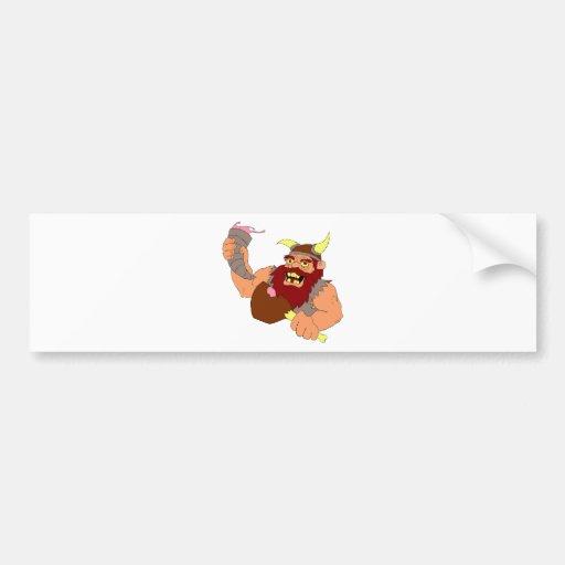Drunk-dwarf.gif Bumper Sticker