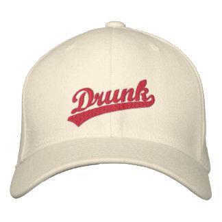 Drunk Embroidered Hat