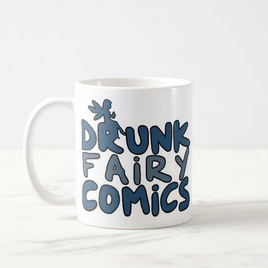 Drunk Fairy Comics Official Mug