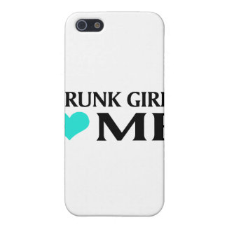Drunk Girls Love Me iPhone 5 Covers