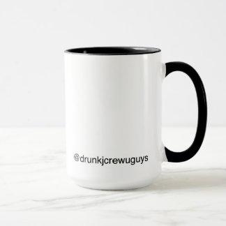 Drunk J Crew Presints Mug
