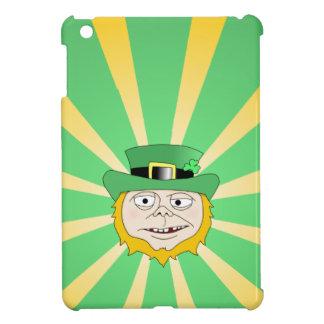 Drunk Leprechaun iPad Mini Case