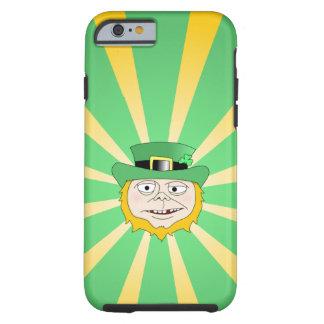 Drunk Leprechaun Tough iPhone 6 Case