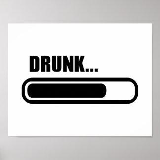 Drunk loading print