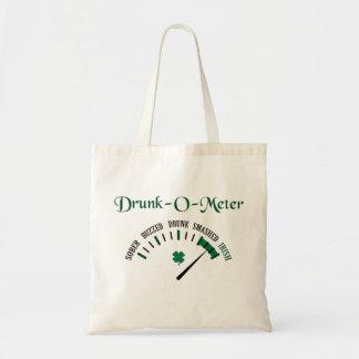 Drunk-O-Meter Tote Bag