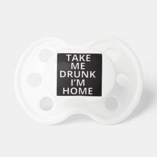 Drunk Pacifiers