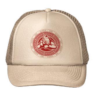 drunk Sam' cap Mesh Hat