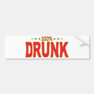 Drunk Star Tag Bumper Stickers