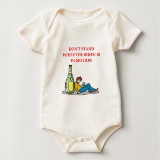 drunk baby bodysuit