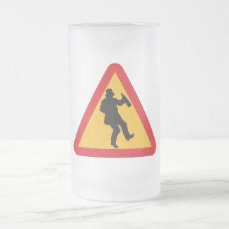 Drunk Warning mugs