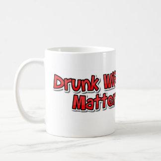 Drunk Wifes Matter Coffee Mug