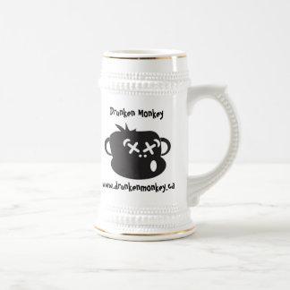 Drunken Monkey Stein Coffee Mugs