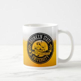 Drunken State University Basic White Mug
