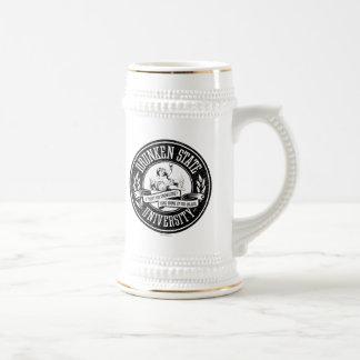 Drunken State University Beer Steins