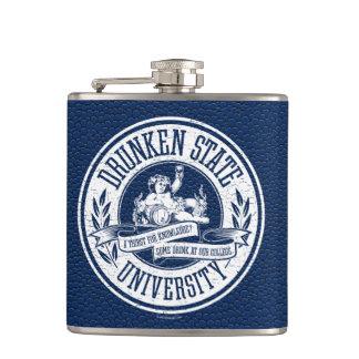 Drunken State University Flask