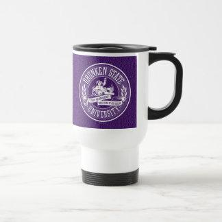 Drunken State University Stainless Steel Travel Mug