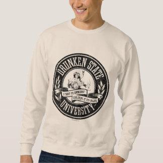 Drunken State University Pullover Sweatshirts