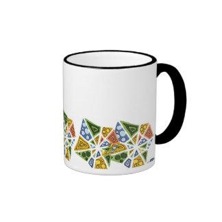 Drunkenness of color. Mug