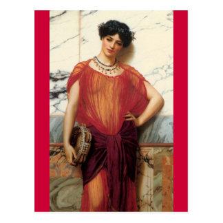 Drusilla - Vintage Art - Godward Postcards