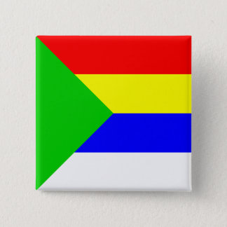 Druze, Democratic Republic of the Congo 15 Cm Square Badge
