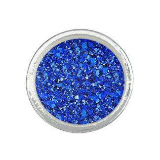 Druzy crystal - Sapphire blue