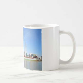 Dry Cargo Ship Coffee Mug