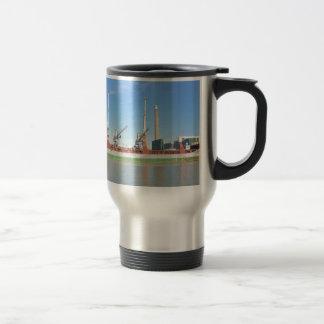 Dry Cargo Ship Coffee Mug