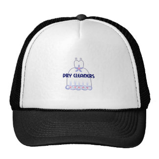 DRY CLEANERS TRUCKER HAT