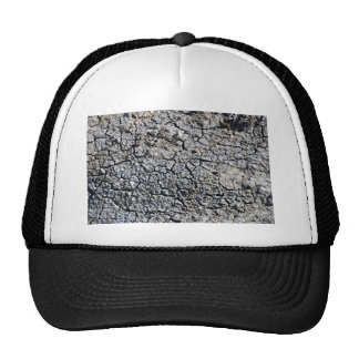Dry, Cracked Soil Texture Hat