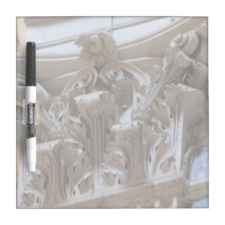 Dry Erase Board--Column Trim Dry Erase Boards