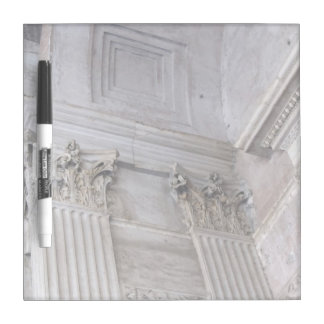 Dry Erase Board--Pantheon Arch Dry Erase Board