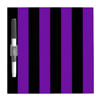 Dry Erase Board - Purple.