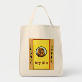 Dry Gin Lion Bags
