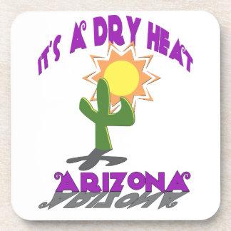Dry Heat Arizona Coasters