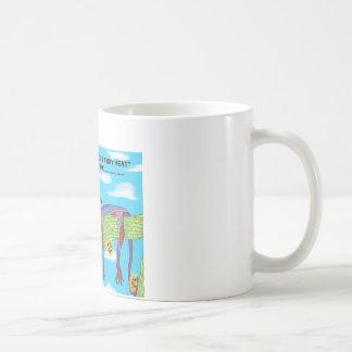 DRY HEAT COFFEE MUG