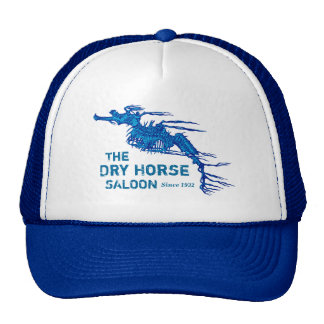 Dry Horse Saloon Hat
