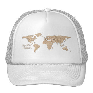 Dry Land Mesh Hat