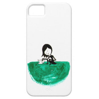 dry leaf founds iphone iPhone 5 cover