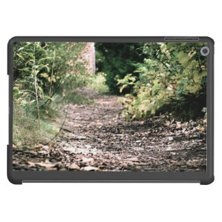 Dry pathway with Greenery at sides iPad Air Cover