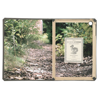 Dry pathway with Greenery at sides Cover For iPad Air