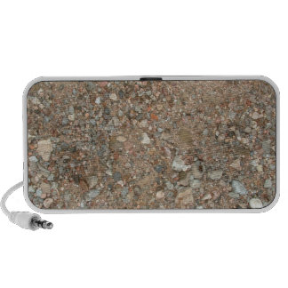 Dry River Bed Doodle Cover Travel Speaker