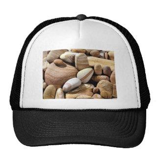 Dry River Rocks Mesh Hats